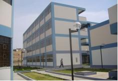 Pabellon de La Fac. de Administración-Turismo-Negocios Internacionales