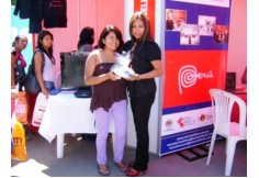 Participación en Feria Vocacional.