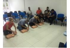 Ponemos en práctica lo aprendido en primeros auxilios en la empresa